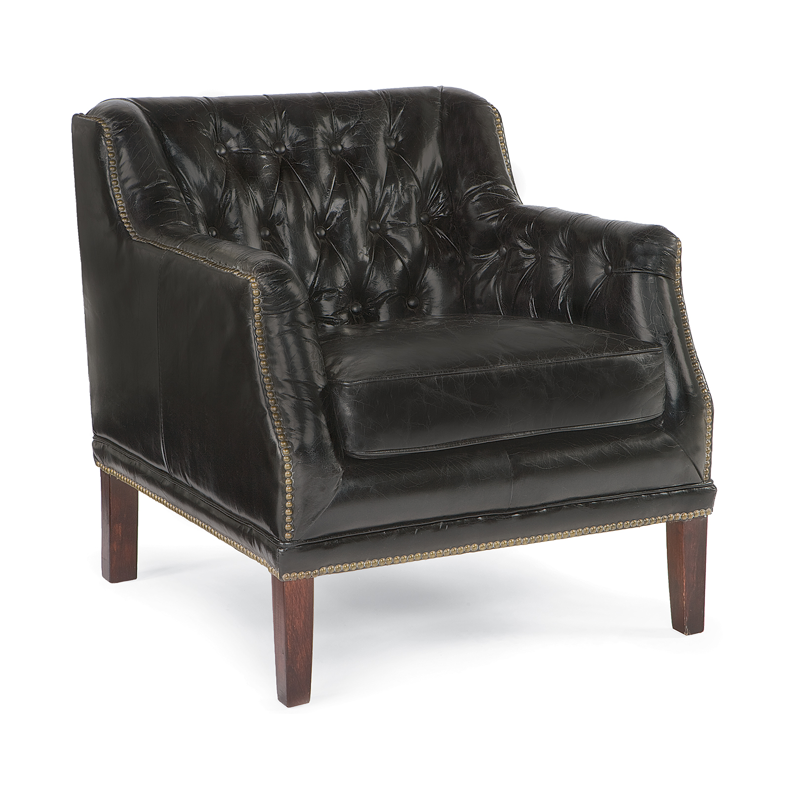 Leather Equestrian Chair | Regina Andrew