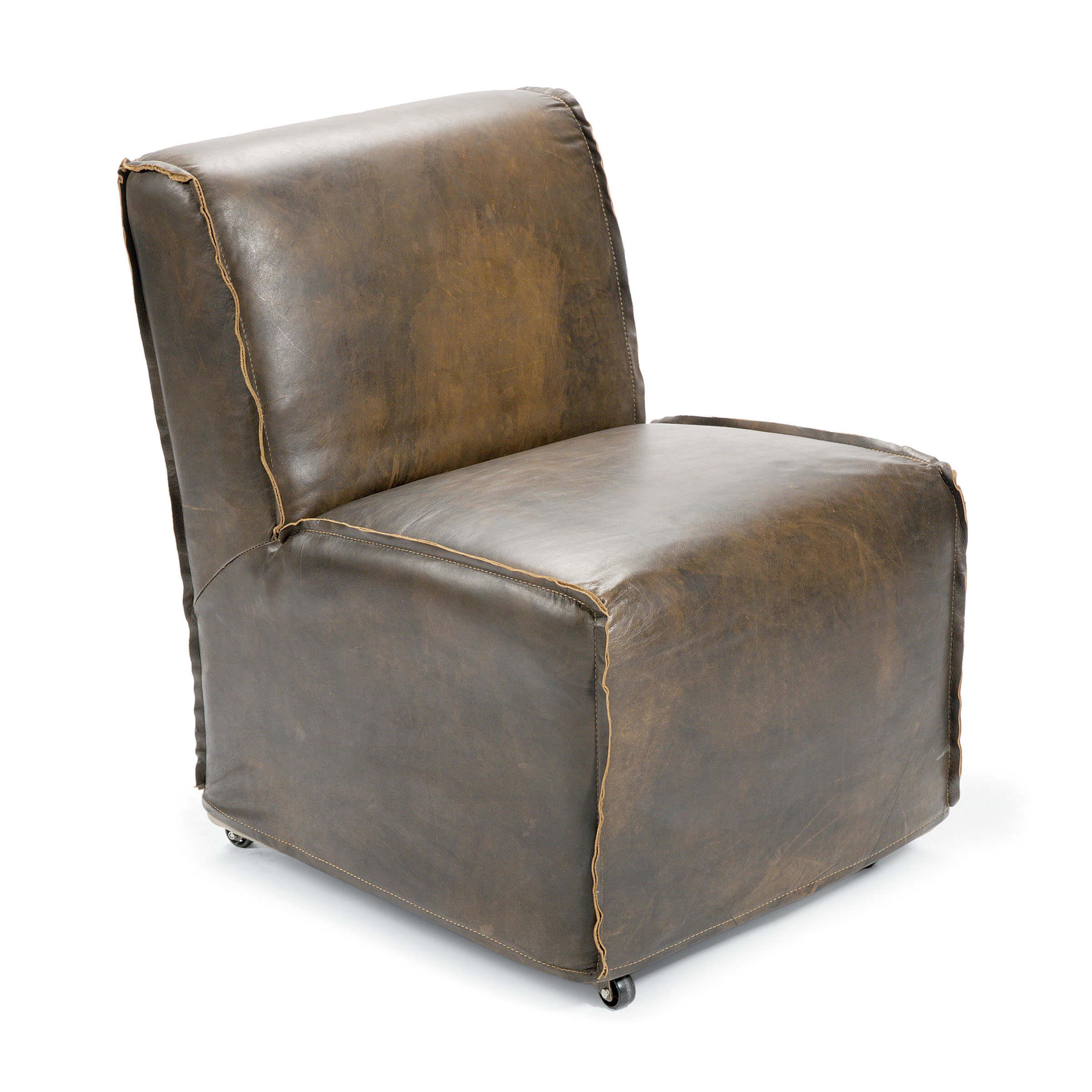 Rolling Slipper Chair   Regina Andrew