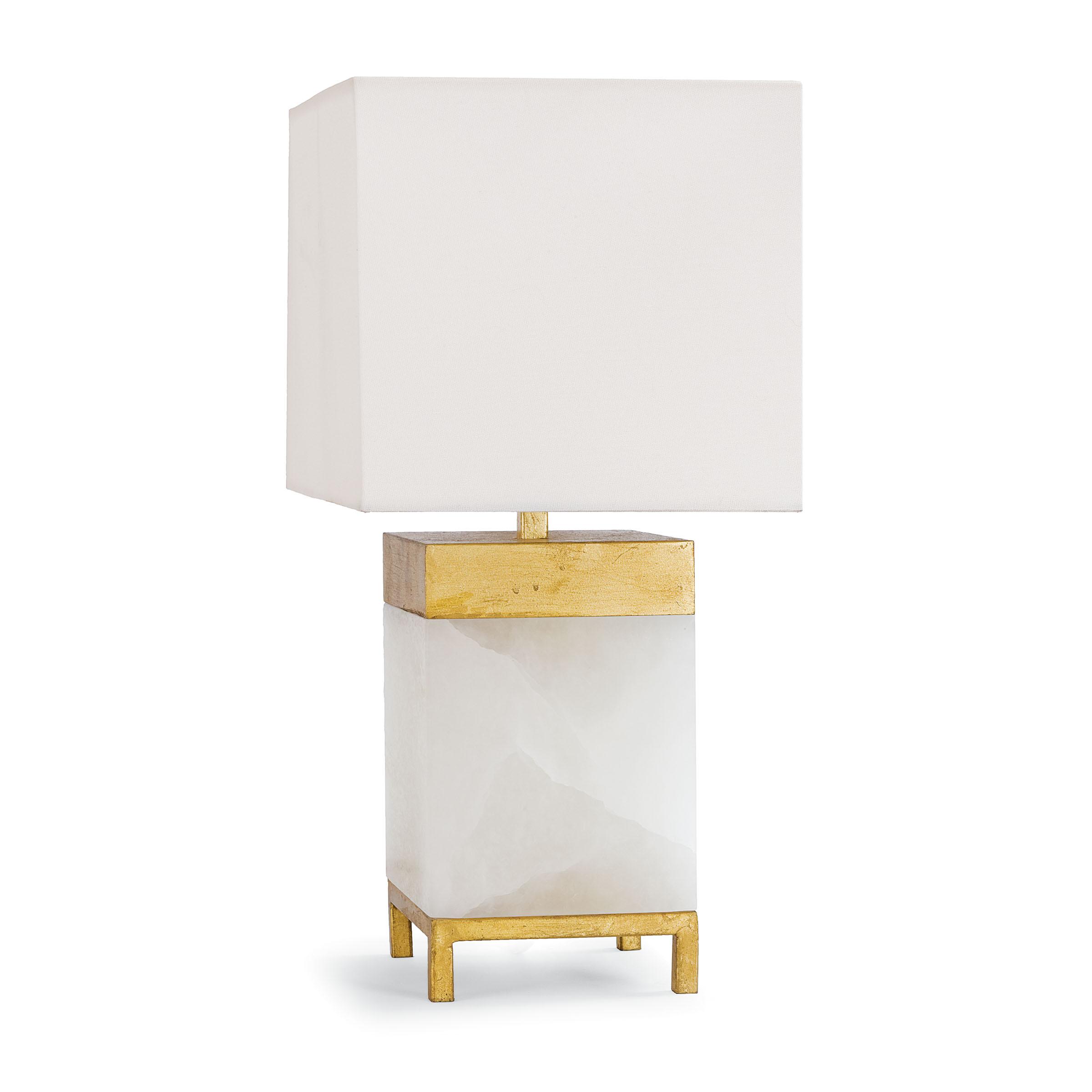 Jillian Alabaster Table Lamp | Regina Andrew