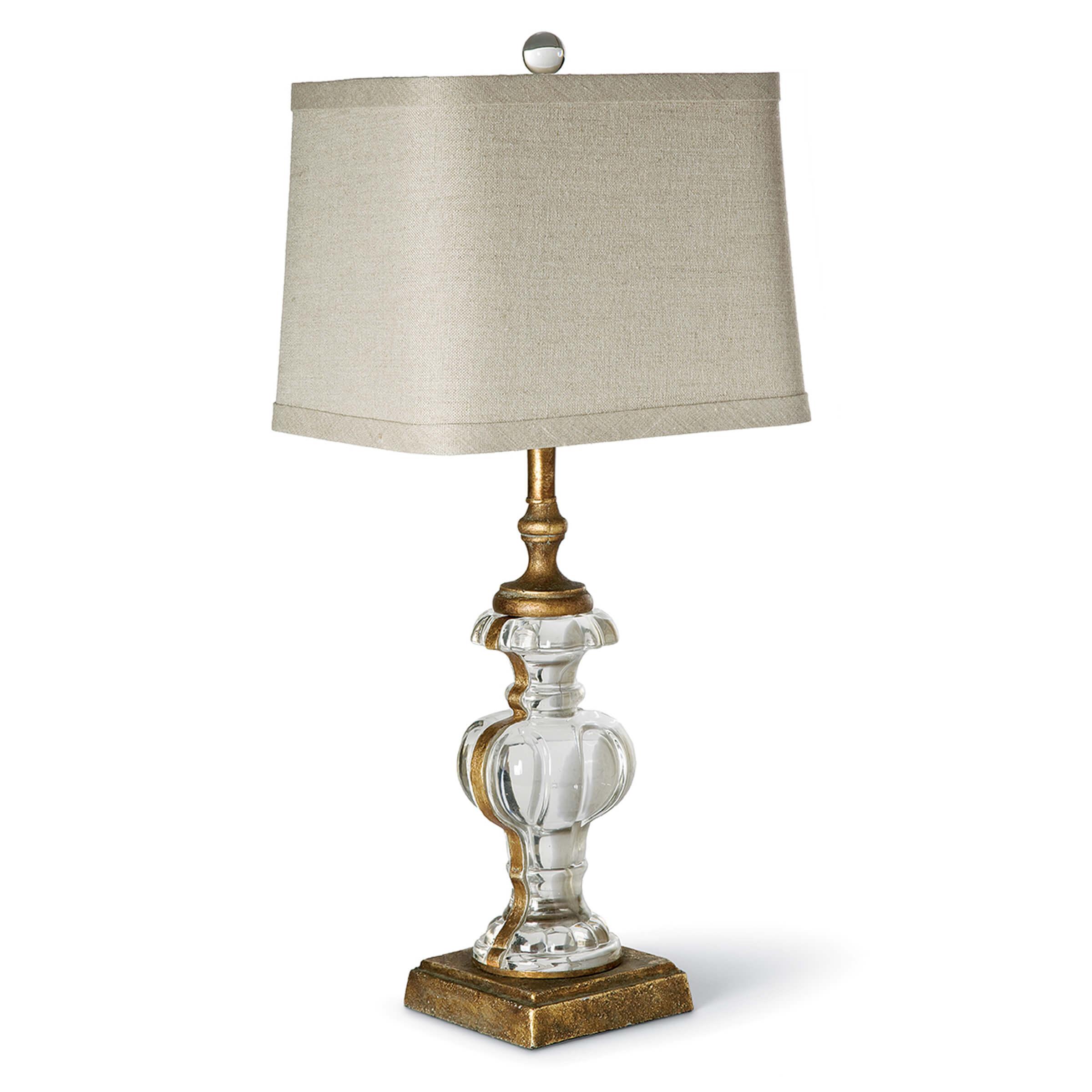 Parisian Glass Table Lamp | Regina Andrew