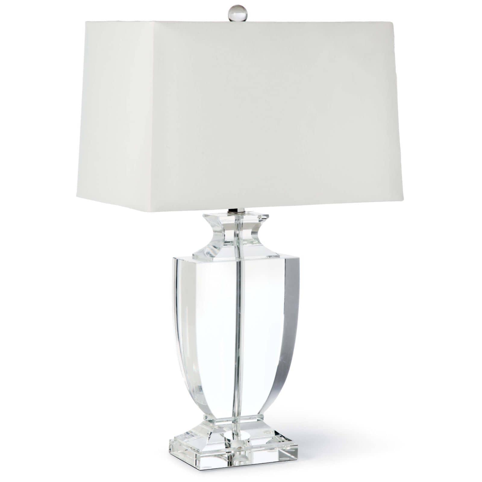 Phat Crystal Urn Table Lamp | Regina Andrew