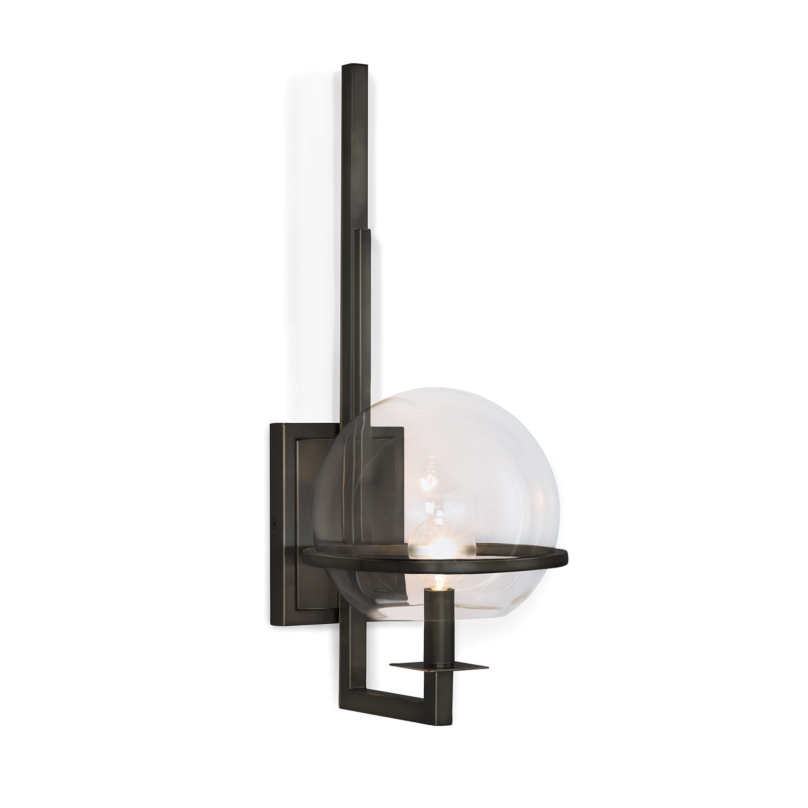 Saturn Sconce Oil Rubbed Bronze | Regina Andrew