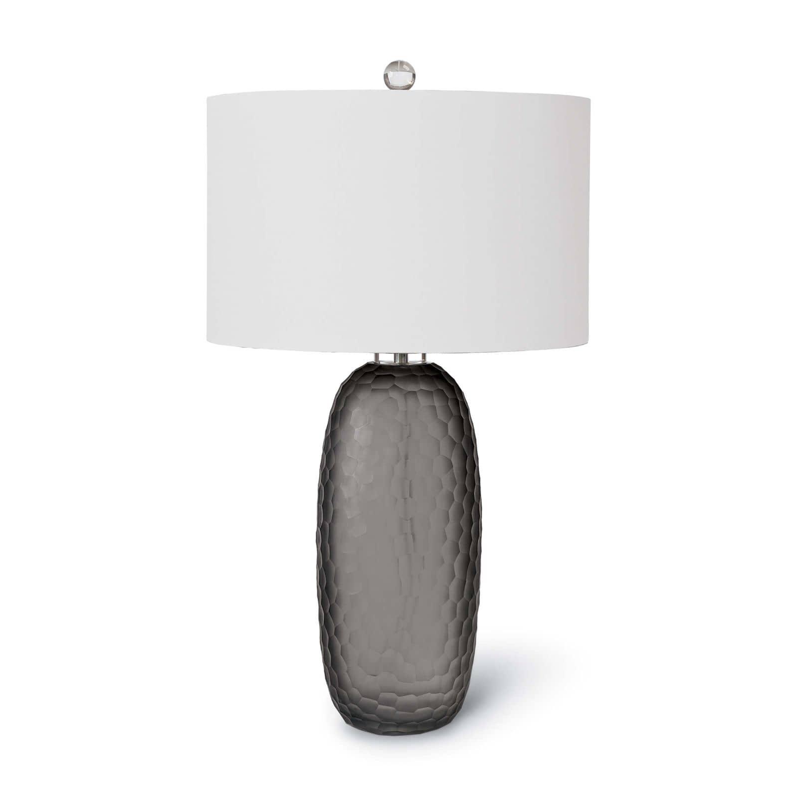 Honeycomb Glass Table Lamp   Regina Andrew