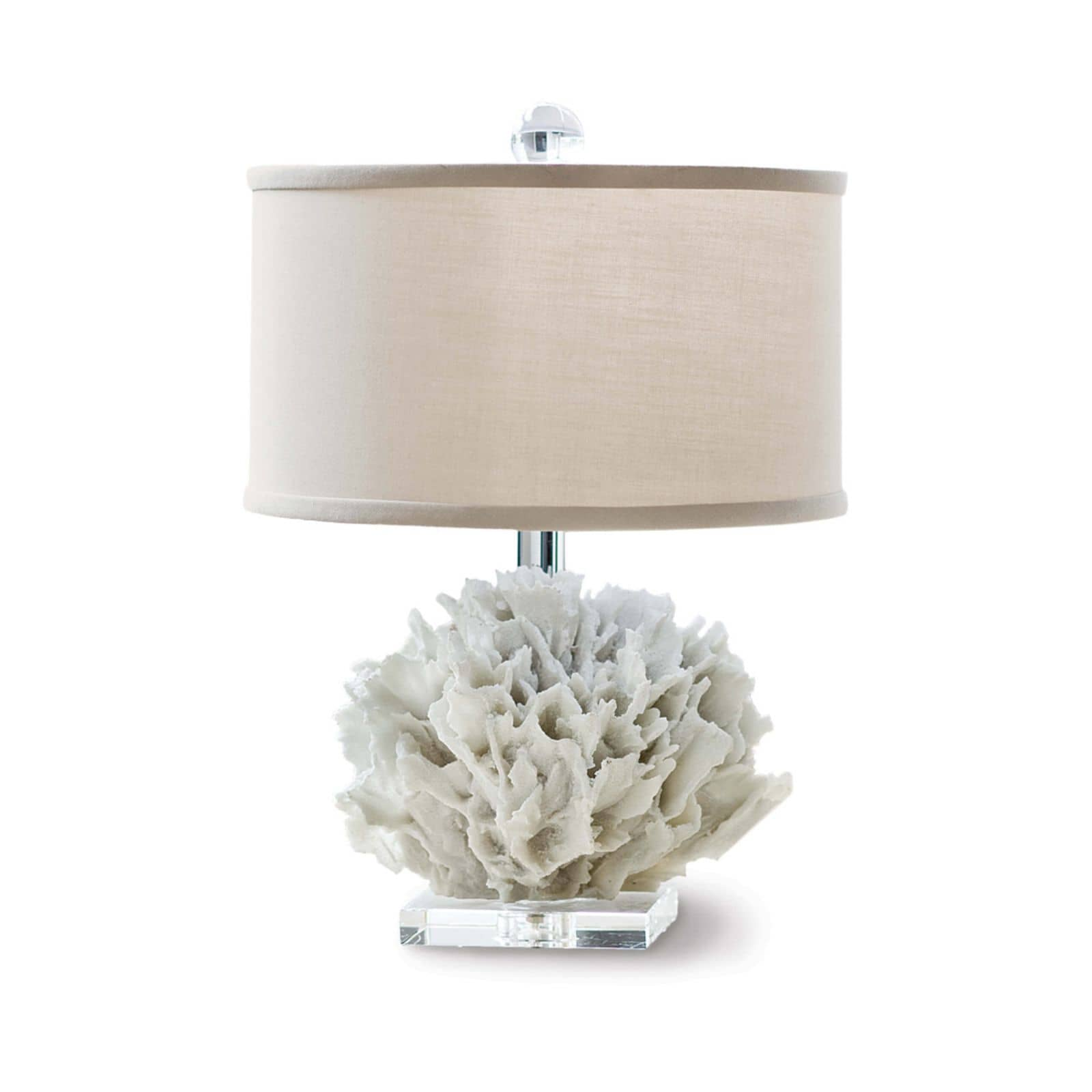 Ribbon Coral Mini Lamp | Regina Andrew