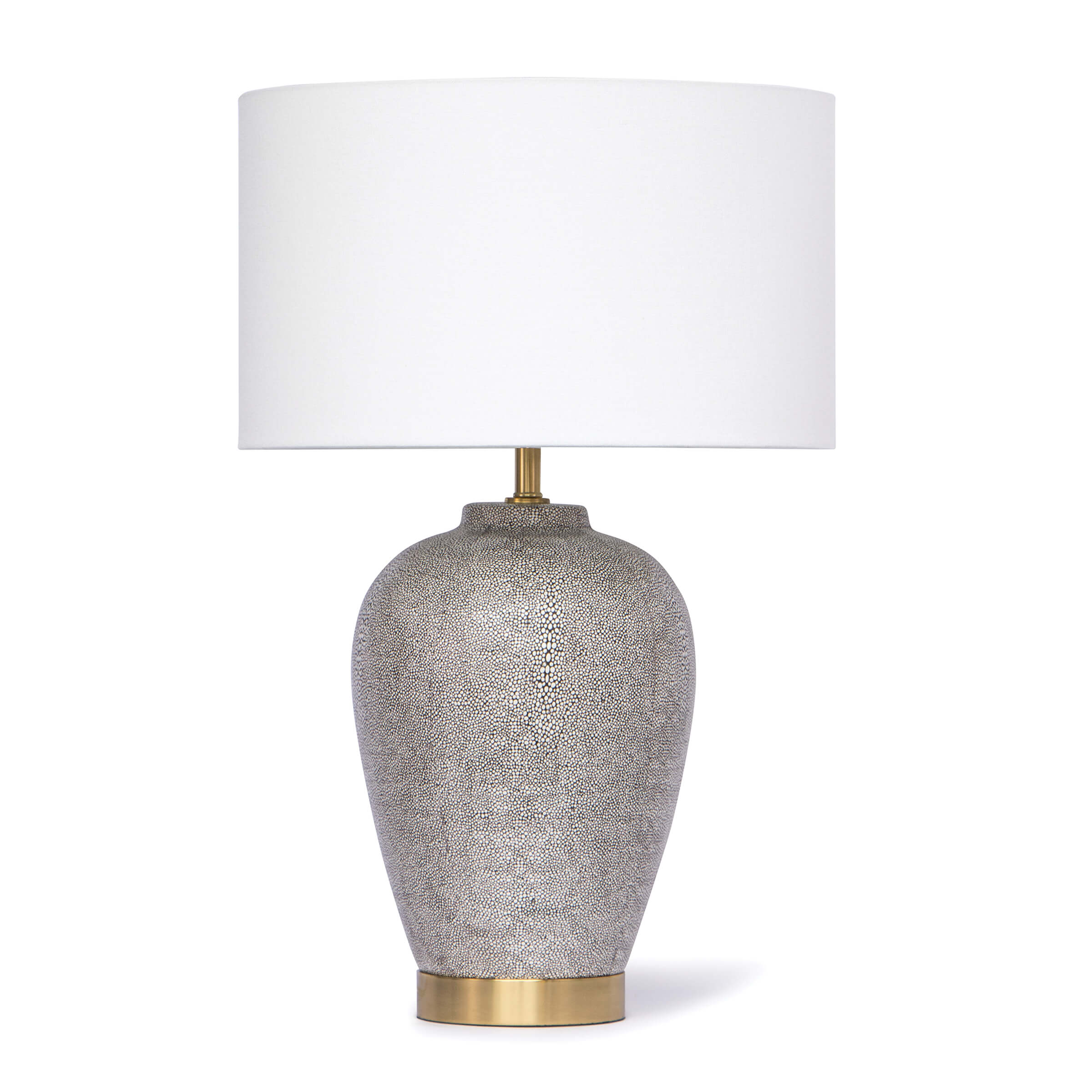 Presley Table Lamp Grey | Regina Andrew