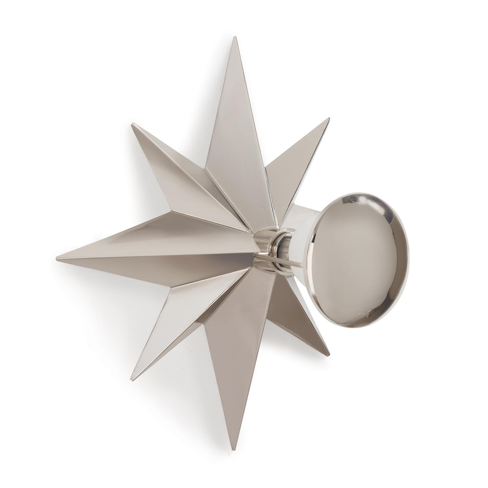 Hudson Sconce Polished Nickel | Regina Andrew