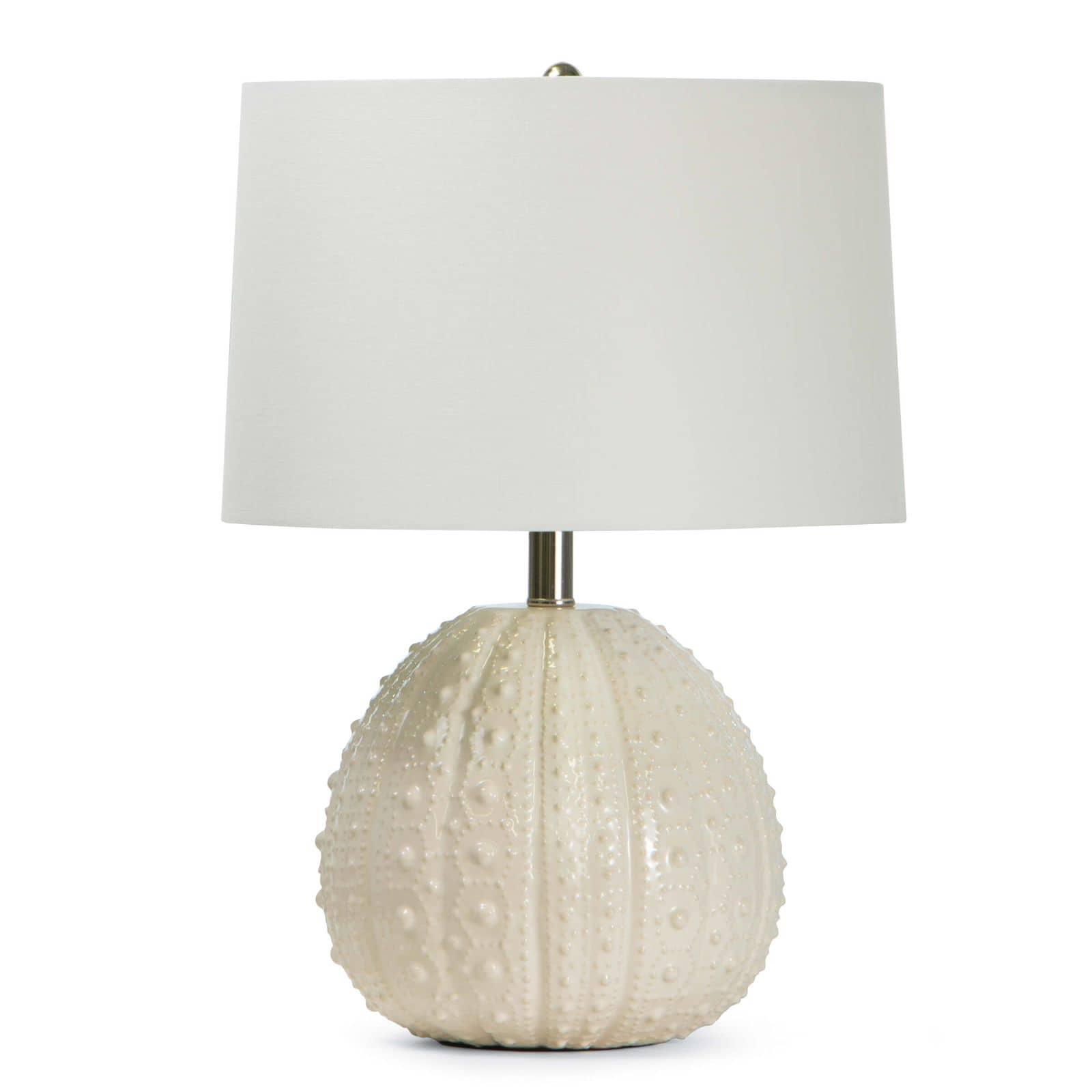 Sanibel Ceramic Table Lamp White | Regina Andrew
