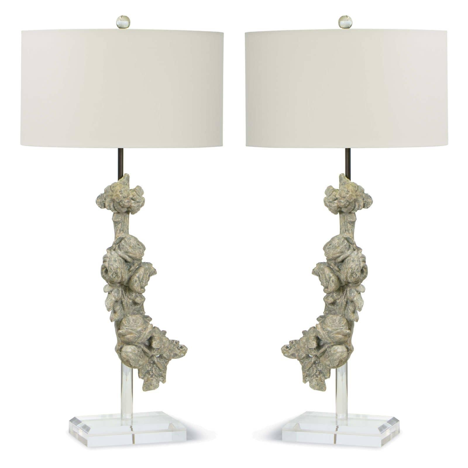 Meri Buffet Table Lamps Pair | Regina Andrew