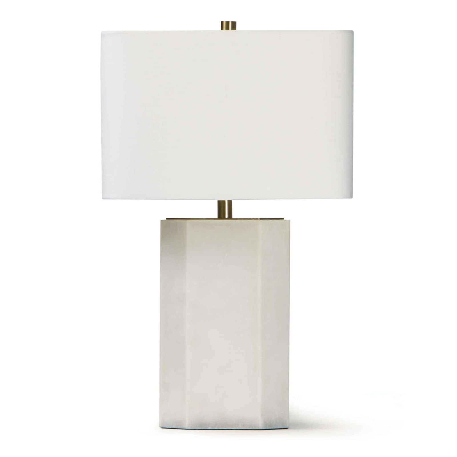 Grace Alabaster Table Lamp   Regina Andrew