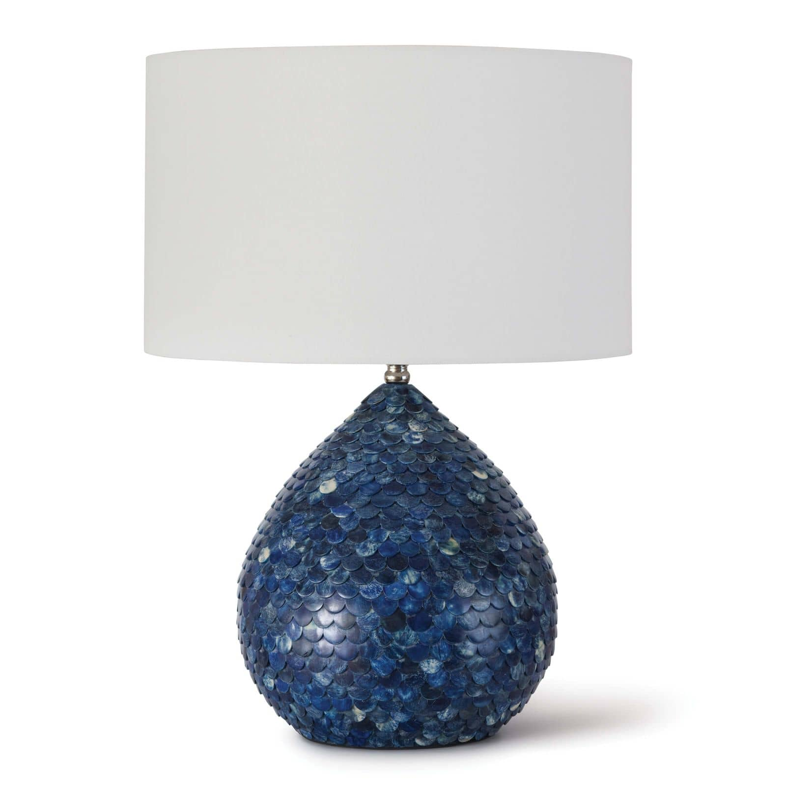 Sirene Table Lamp Blue | Regina Andrew