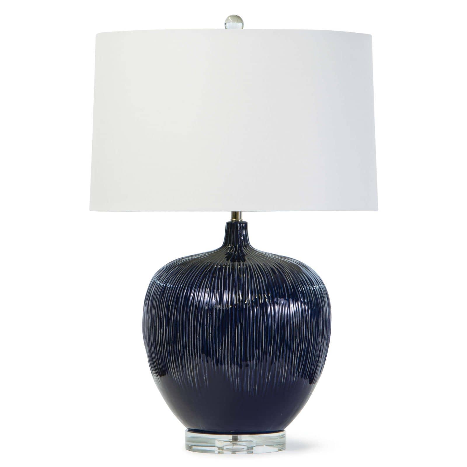Wisteria Ceramic Table Lamp | Regina Andrew