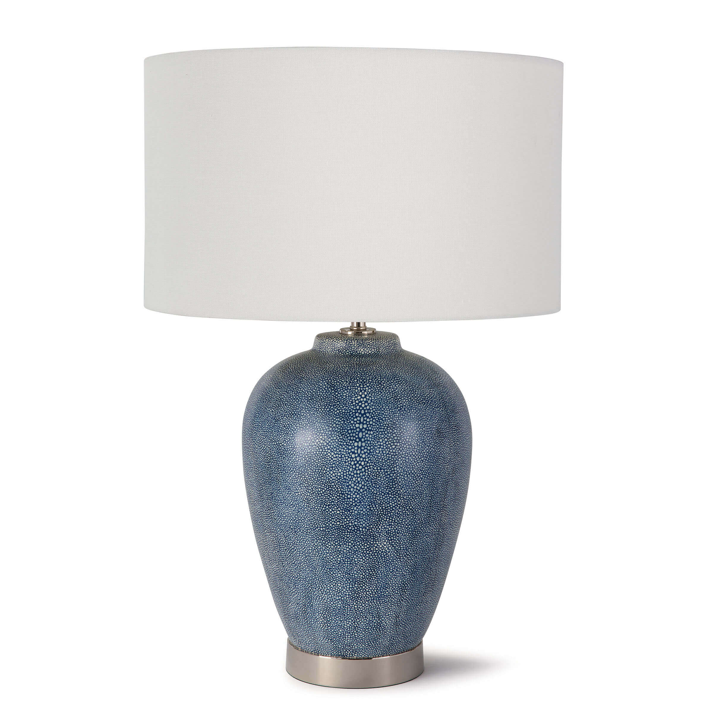 Presley Table Lamp Indigo | Regina Andrew