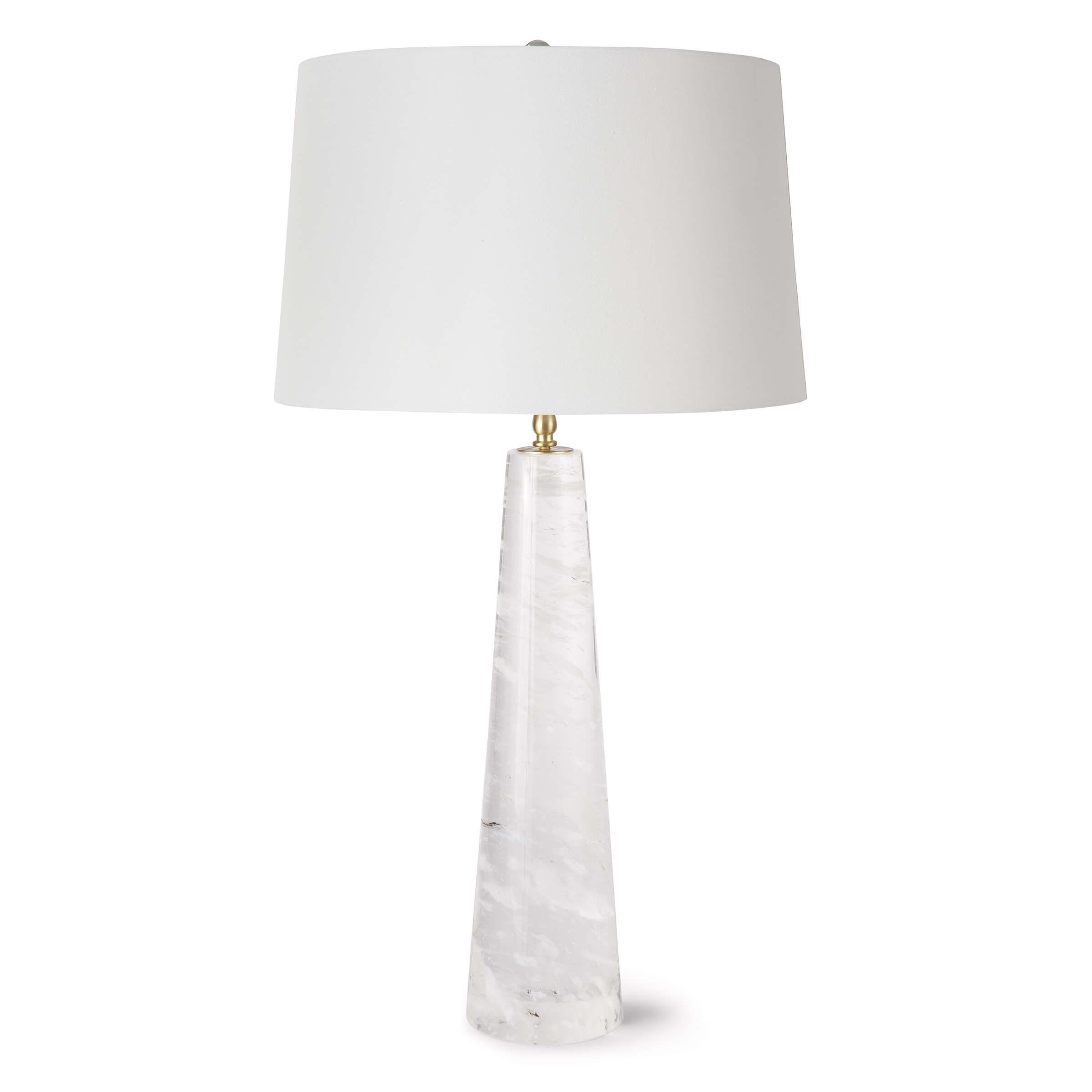 Odessa Crystal Table Lamp Large | Regina Andrew