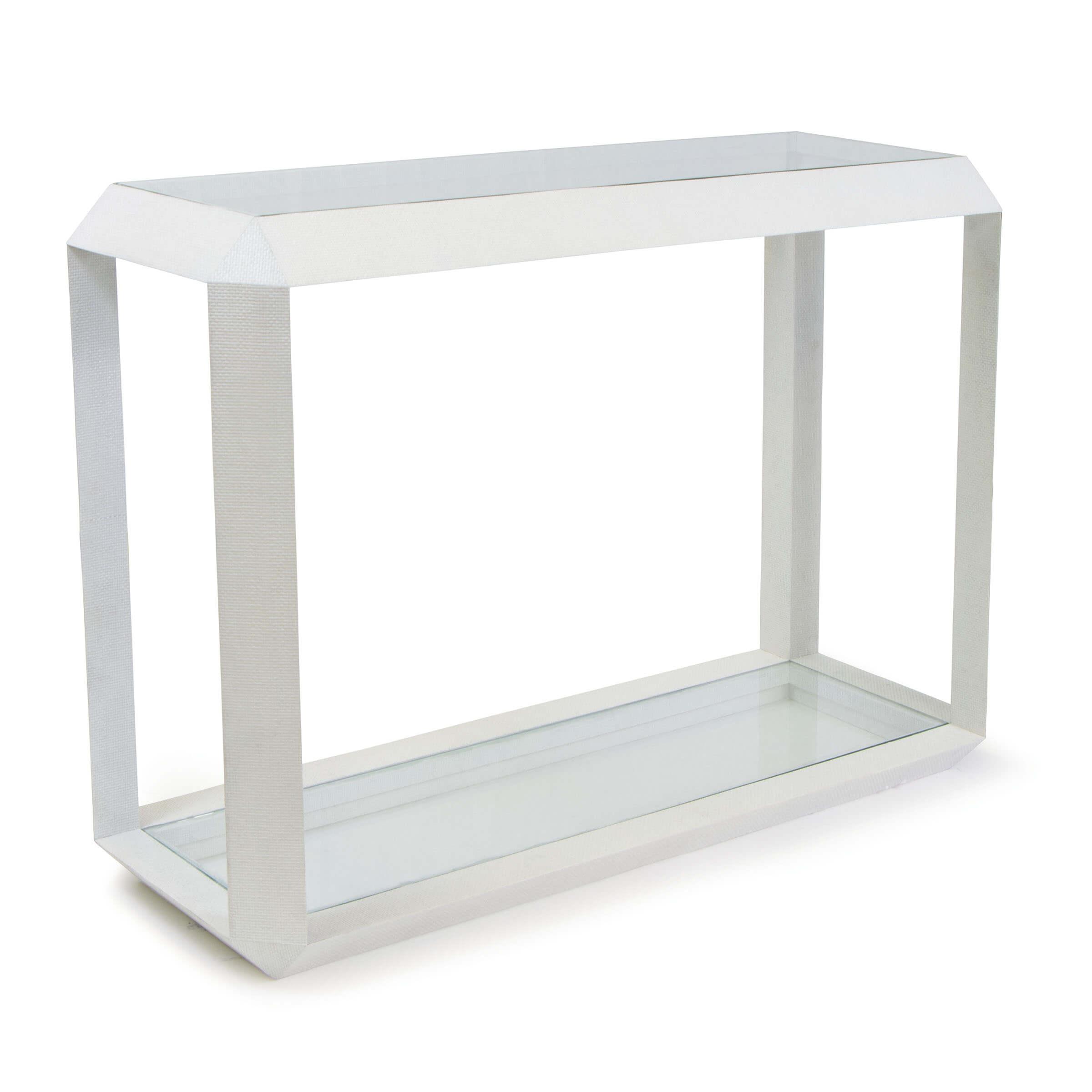 Aegean Console Table White | Regina Andrew