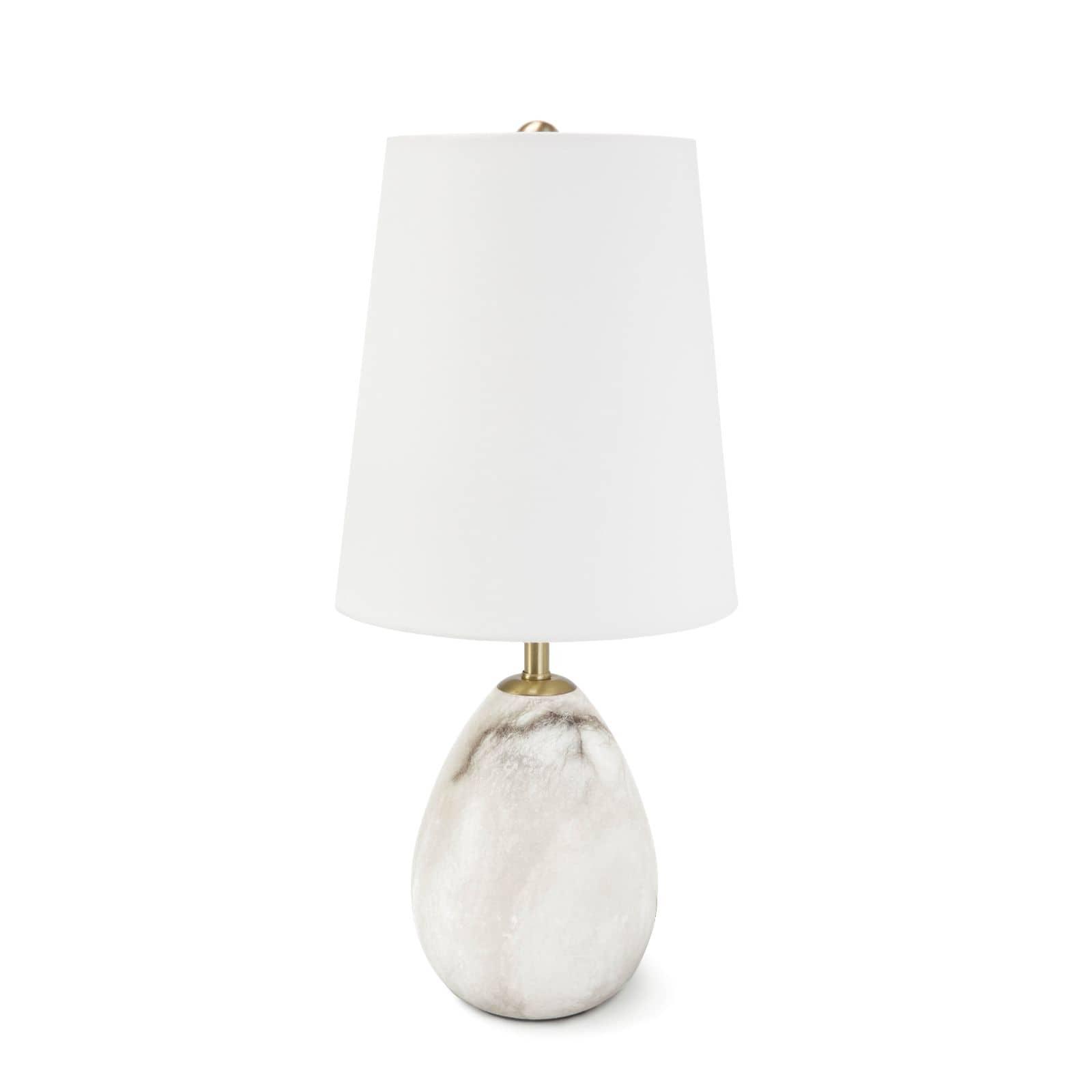 Jared Alabaster Mini Lamp | Regina Andrew