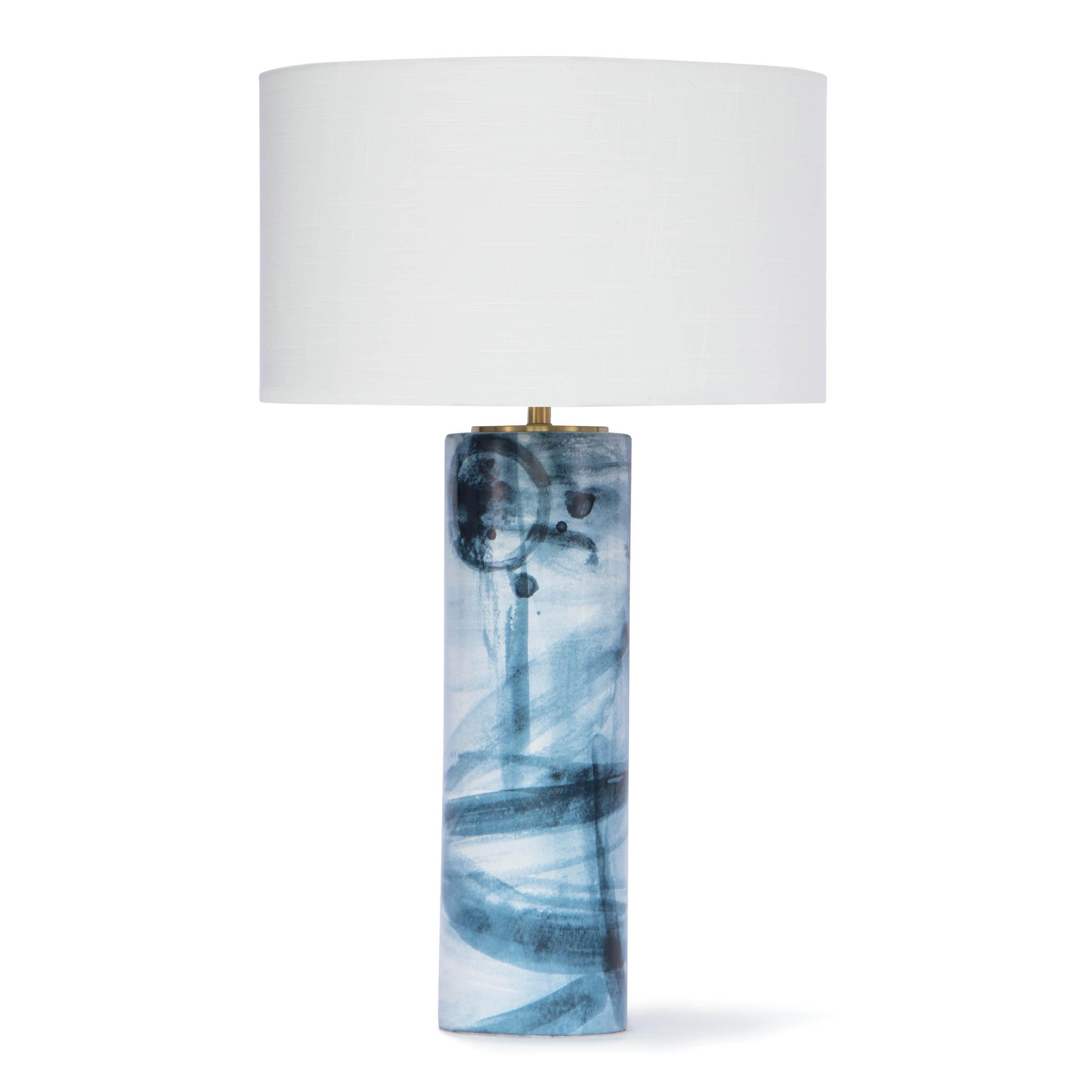 Hudson Ceramic Table Lamp | Regina Andrew