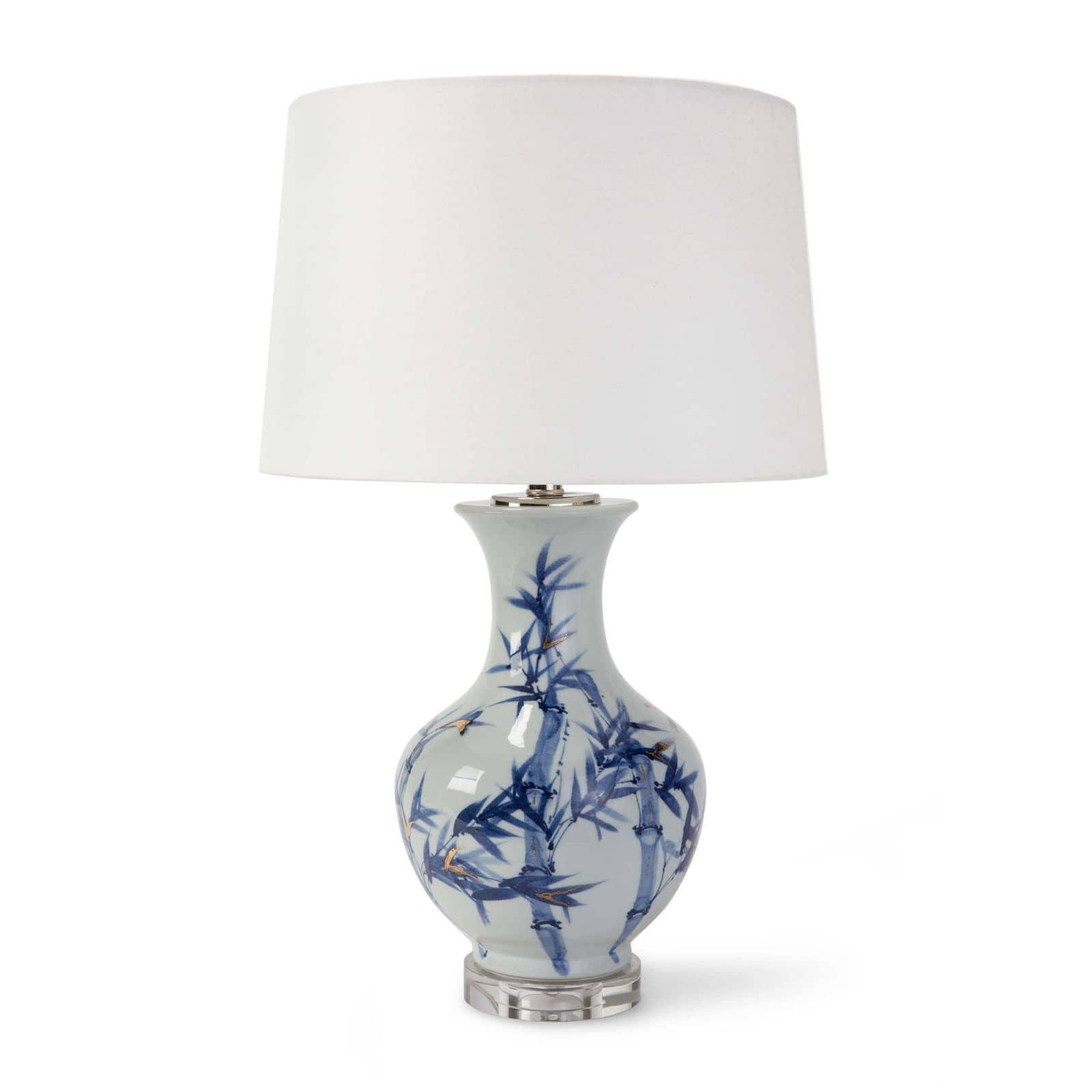 Hanna Ceramic Table Lamp | Regina Andrew