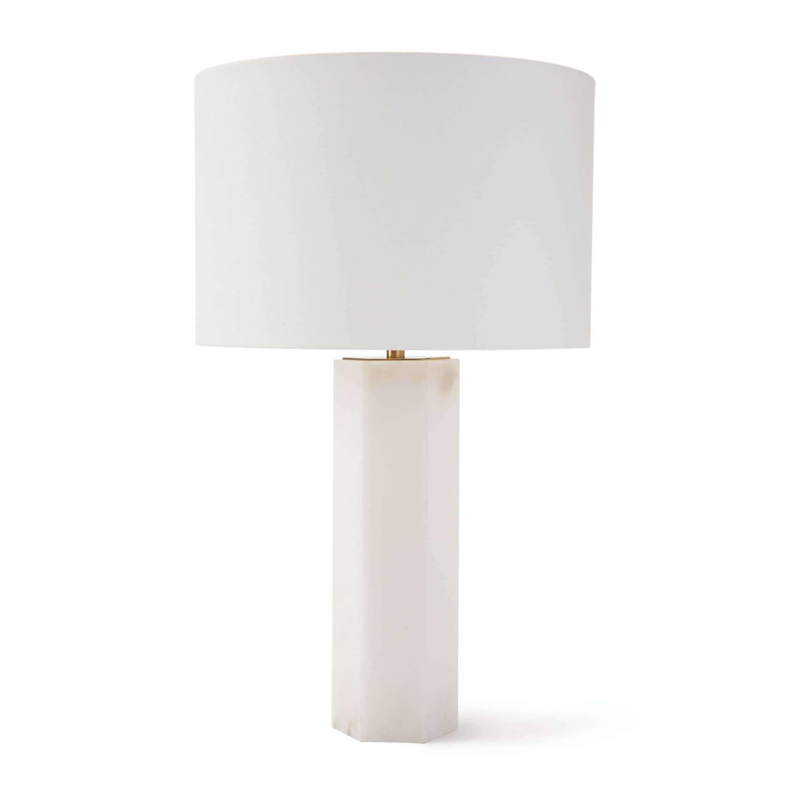 Stella Alabaster Table Lamp | Regina Andrew